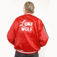 Michael McKean Lenny The Lone Wolf Jacket For Unisex
