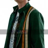 Jack Quaid The Boys Hughie Campbell Striped Jacket