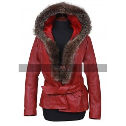The Christmas Chronicles Mrs. Claus Coat