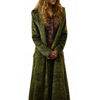 The Undoing Nicole Kidman (Grace Fraser) Green Coat