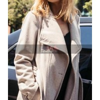 Yellowstone Kelly Reilly Beth Dutton Overcoat