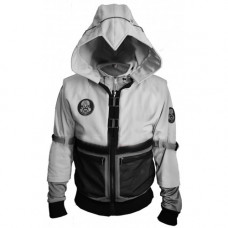 Assassin's Creed Ghost Recon Costume Hooded Bomber Jacket