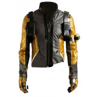 Overwatch Soldier 76 Costume Leather Jacket