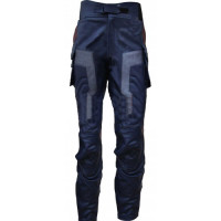 Captain America Winter Soldier Costume Leather Pants
