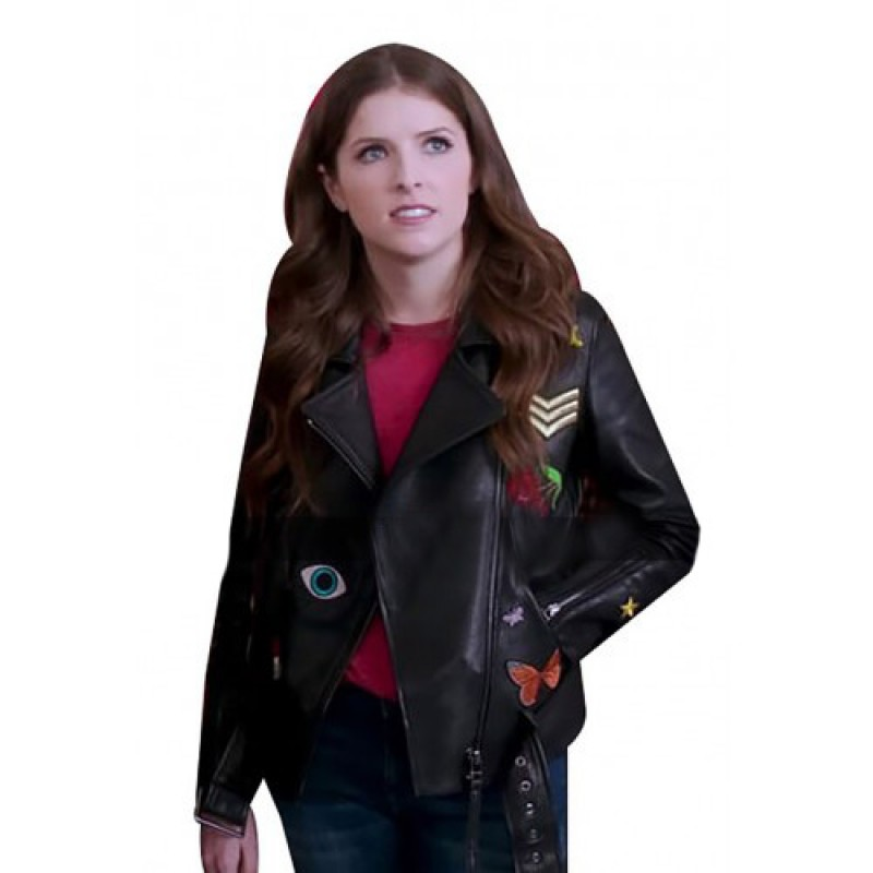 Anna Kendrick Pitch Perfect 3 Beca Mitchell Jacket