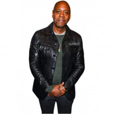 A Star is Born Dave Chappelle George Leather Jacket