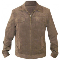 Harry Potter and Deathly Hallows 2 Brown Corduroy Jacket