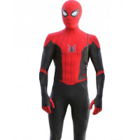 Spider-Man Far From Home Tom Holland Costume Leather Jacket