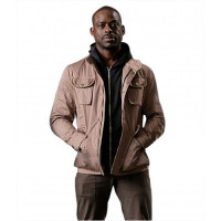 The Predator 2018 Will Traeger (Sterling K. Brown) Cotton Jacket