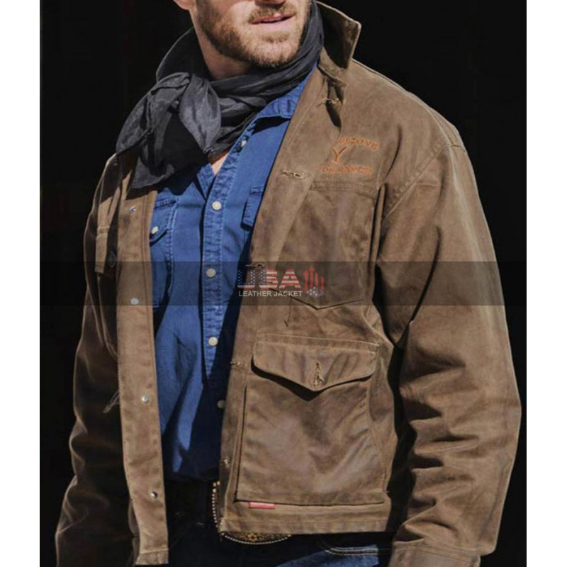 Yellowstone Outfits Ryan Brown Jacket