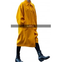 Killing Eve Villanelle Yellow Coat
