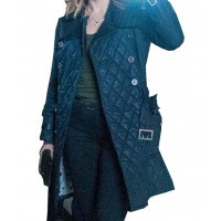 Chicago P.D Erin Lindsay Coat