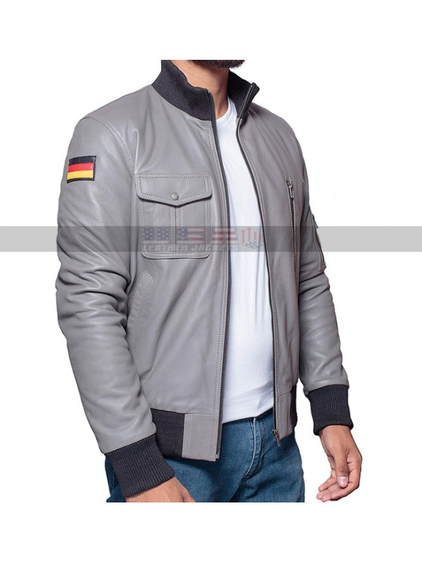 German Luftwaffe Bomber Leather Jackets
