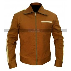 Legion David Haller Brown Cotton Jacket