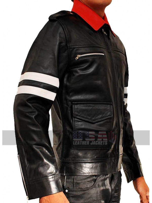 Prototype Game Alex Mercer Leather Jacket