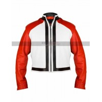 Game Jackets The King of Fighters XIV Rock Howard Leather Jacket