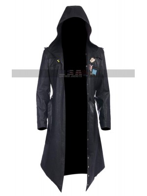 PUBG Playerunknown's Battlegrounds Player Costume Trench Coat