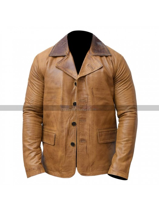 Red Dead Redemption 2 Arthur Morgan Costume Leather Jacket