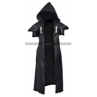 Overwatch Reaper Cosplay Costume Cotton Black Hoodie
