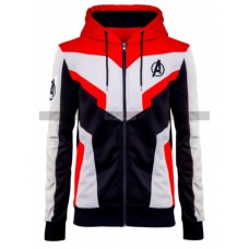 Avengrs Endgame Quantum Realm Tech Suit Cotton Hoodie Jacket