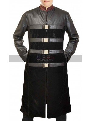 Farscape Peacekeeper Wars John Crichton Costume Trench Coat