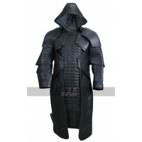 Guardians Of The Galaxy Ronan the Accuser Costume Leather Coat