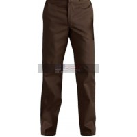 Jurassic World Chris Pratt (Owen Grady) Biker Leather Pants