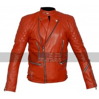 Marlon Brando Unisex Perfecto Biker Leather Jacket