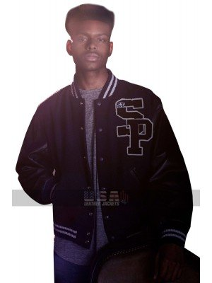 Cloak And Dagger Aubrey Joseph Bomber Letterman Jacket