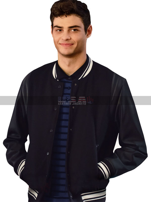The Perfect Date Brooks Rattigan Black t Bomber Jacket
