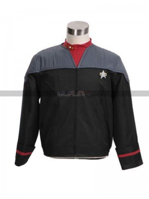 Captain Benjamin Sisko Star Trek Deep Space Nine Jacket