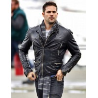 Fifty Shades Freed Sawyer Black Jacket