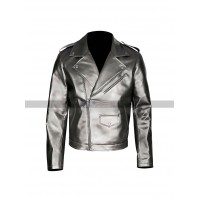 X Men Days Of Future Past Evan Peters Sliver Jacket