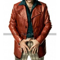 Brian Fantana Anchorman 2 The Legend Continues Leather Jacket