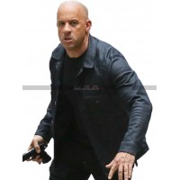 The Fate of the Furious Dom Vin Diesel Jacket