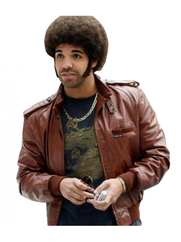 Anchorman 2 The Legend Continues Soul Brother Leather Jacket