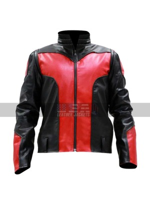 Paul Rudd Ant Man Cosplay Costume Leather Jacket