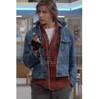 Judd Nelson Breakfast Club John Bender Denim Jacket