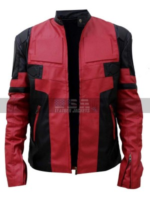 Ryan Reynolds Deadpool 2 (Wade Wilson) Leather Costume
