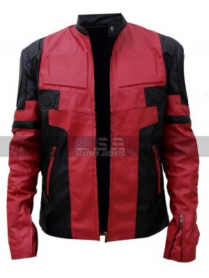 Ryan Reynolds Deadpool Wade Leather Costume