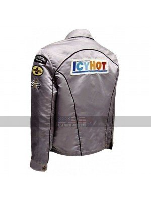 Death Proof Kurt Russell (Stuntman Mike) Icy Hot Satin Jacket