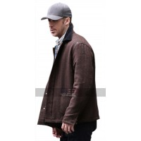 First Man Neil Armstrong (Ryan Gosling) Brown Wool Jacket
