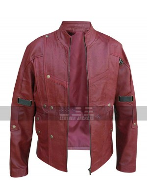 Guardians of the Galaxy (Star Lord) Peter Quill for Unisex Jacket