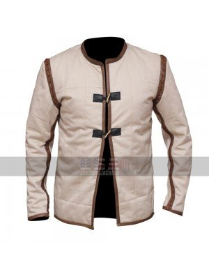 King Arthur Legend Of The Sword Charlie Hunnam Brown Leather Jacket