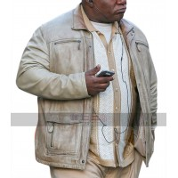 Mission Impossible 6 Fallout Ving Rhames (Luther Stickell) Distressed Leather Jacket