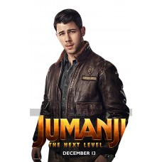 Alex (Nick Jonas) Jumanji 2 The Next Level Costume Jacket