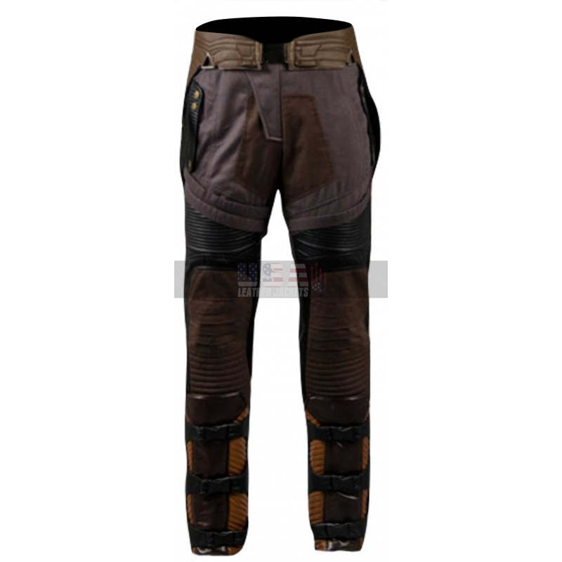 Guardians of the Galaxy Volume 2 Star Lord Leather Pants