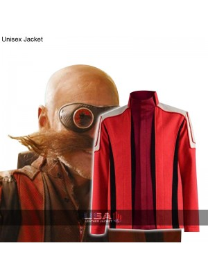 Sonic The Hedgehog Dr. Ivo Robotnik Red Jacket