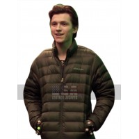 Avengers Infinity War Peter Parker (Tom Holland) Parachute Jacket