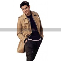 Last Christmas Henry Golding Coat